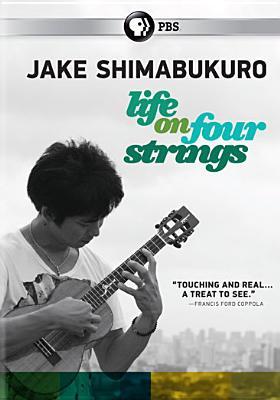 JAKE SHIMABUKURO:LIFE ON FOUR STRINGS BY SHIMABUKURO,JAKE (DVD)